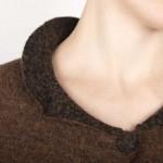 DC 03-02 Bolero jacket in boiled wool