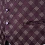 handmande menswear vest