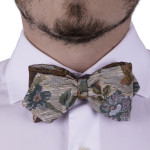 Bow Tie double-sided and menswear waistcoat
