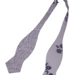 Bow Tie double-sided with Pocket Square