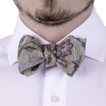 Bow Tie double-sided and menswear vest