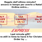 DHL EXPRESS NATALE newsletter