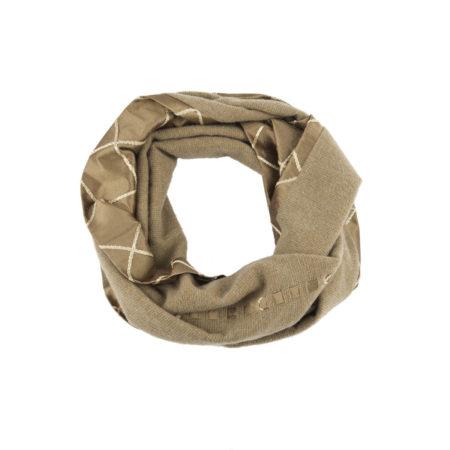 ASC 01-15 sciarpe ad anello cashmere seta rundschal circle scarf